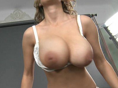 Huge beautiful natural tits!
