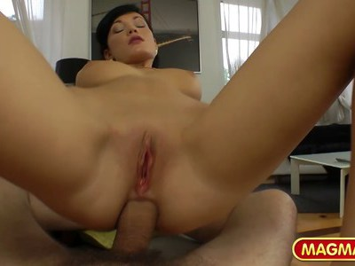 Pure anal delights with Regina