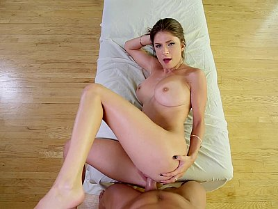 Best massage scenes with naughty American girls
