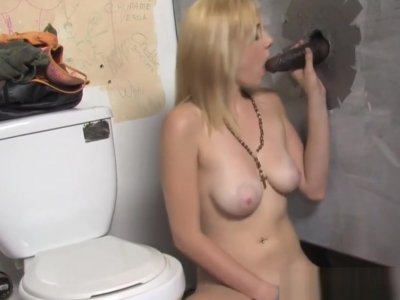 Rylie Richman Loves Big Black Dicks - Gloryhole