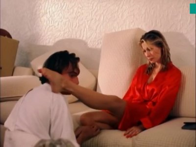 Foot worship movie