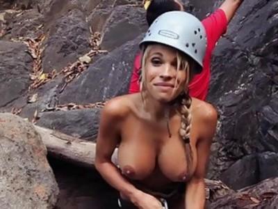 Sexy hot beauties enjoyed body boarding