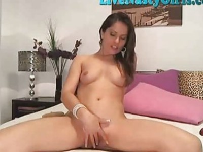 Sexy Striptease From Hot Webcam Girl 3