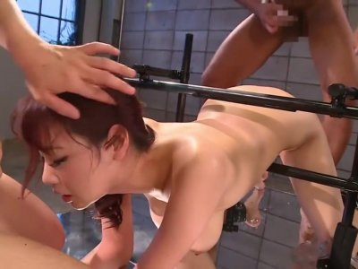 Rion get Infinite Piston Sex Parts 4