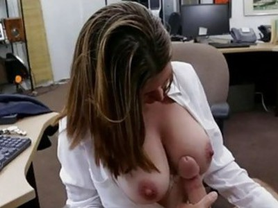 Business lady drilled for a plane ticket