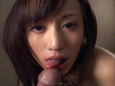 Teen Arisa Kanno fucked by big dick