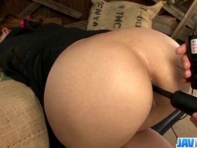 Yuuka Kokoro tries anal More at javhdnet
