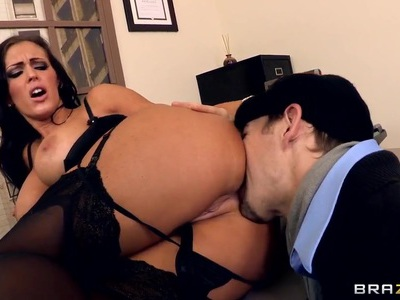 All Erik Everhard has is Jenna Presley's tits to push
