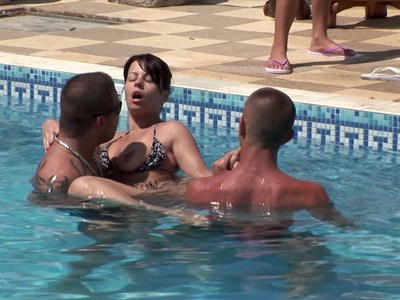 Pool party for adults only Part 1