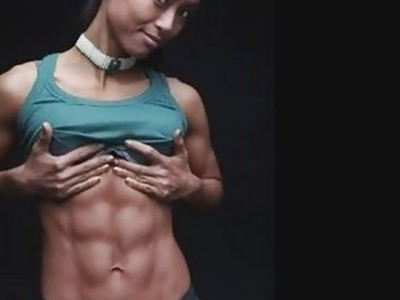 Fit Beauties with Sexy Muscles!